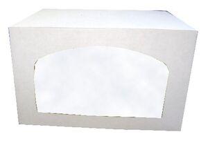 Коробки с окном ;20;47;30; x 155 x 125 мм