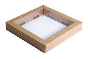 Коробки с прозрачной крышкой ; x 155 x 155 мм