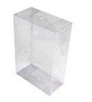 155х077х232  Коробка прозрачная для 6 шаров 75 мм