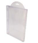 165х015х225 Коробка прозрачная с еврослотом_Чп