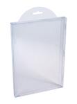 165х015х240 Коробка прозрачная с еврослотом _Чп