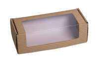 170х70х055 Коробка картонная с прозрачным окном_Чко