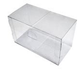 170х085x105 Коробка прозрачная со вставкой для 2-х шаров диметром 85мм_Чп Лп