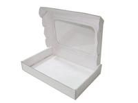 172х122х022 Коробка чемоданчик с окном_Чмп