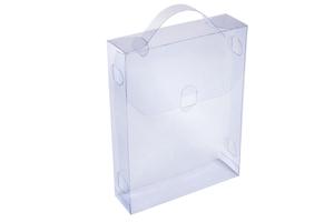 Прозрачная упаковка для подарков