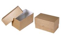 180х100х100 Коробка картонная для пирожных_Ткк эко
