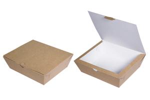 Коробки кондитерские и для фаст фуда ;50; x 180 x 150 мм