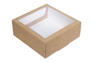 Коробки с окном ; x 180 x 180 мм