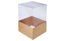 Коробка сувенирная - 185х185х300(120) Сув