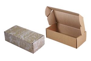 Коробки картонные ; x 190 x 90 мм
