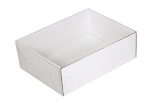 Коробка из картона с крышкой