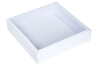 192х192х045  Коробка с прозрачной крышкой снаружи_Бкп