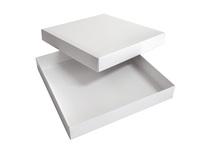 195x195x030 Коробка - дно и крышка из картона _Ткк