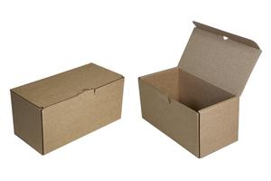 Коробки картонные ;43;47; x 200 x 100 мм