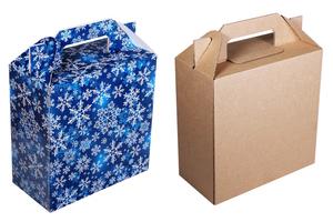 Коробки картонные ;58; x 200 x 100 мм