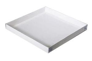 Коробки с прозрачной крышкой ;5; x 200 x 200 мм
