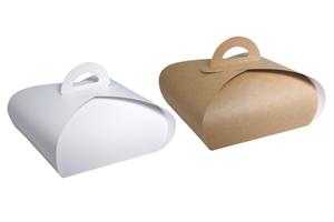 Коробки кондитерские и для фаст фуда ;25;50; x 200 x 200 мм