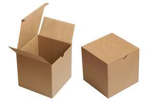 Коробки картонные ; x 200 x 200 мм