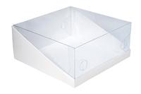 Коробка для торта 205х205х090 Ткп