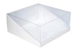 Коробки кондитерские и для фаст фуда ;24;50; x 205 x 205 мм