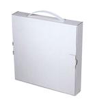 210х038х210  Коробка из микрогофрокартона с пластиковой .ручкой_ПРм