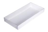210х100х025 Коробка с прозрачной крышкой_Ткп МОС