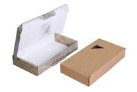 210х110х035 Коробка из микрогофрокартноа с окном_Чмп