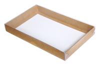 210х130х025 Коробка с прозрачной крышкой_Ткп