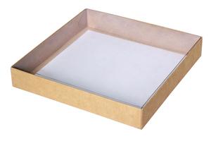 Коробки с прозрачной крышкой ;55;5; x 210 x 210 мм