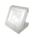 230х220х050 Коробка с прямоугольным окном_Чмп