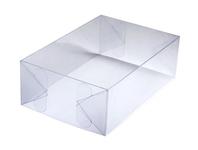 235х150х070 Коробка дно и крышка из прозрачного пластика_Тпп
