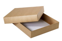 235х235х050 Коробка - дно и крышка из картона_Ткк