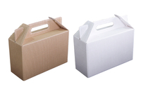 240х092х150 ПРк : Коробка с ручкой