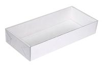 240х110х045 Тмп : Белые картонные коробки для упаковки