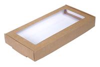 240х120х030 Коробка-чемоданчик с окном_Чкп