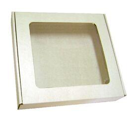 Коробки с окном ; x 240 x 220 мм