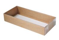 248х110х045  Коробка с прозрачной крышкой снаружи_Ткп