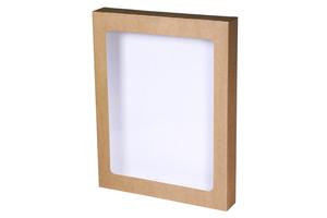 Коробки с окном ; x 250 x 40 мм