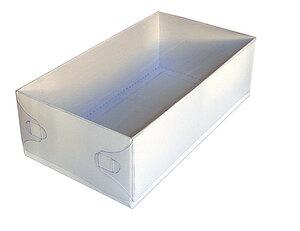 Коробки с прозрачной крышкой ; x 250 x 140 мм