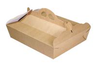 Бумажная упаковка 250х200х060 ЧРк Форио МОС