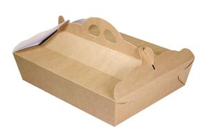 Коробки кондитерские и для фаст фуда ;50; x 225 x 200 мм