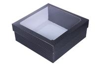 Коробка красивая для подарков – от 100 Тммо 250x250x100 мм