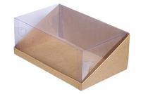 Коробка для пирожных 255х155х100 Ткп