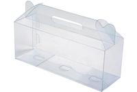 260х085х100 Прозрачная цельнокроенная коробка_ПPп