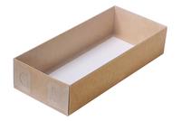 260x110x055 Коробка с прозрачной крышкой снаружи_Ткп