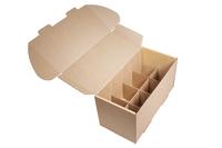 Коробка с ложементом 260х130х130 ЧмЛм