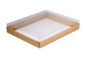 Коробки с прозрачной крышкой ; x 255 x 210 мм