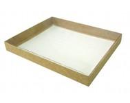 290х190х025 Коробка, прозрачная крышка внутрь_Ткп