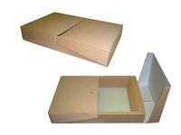 270(310)х190(210)х050 Коробка из 2-хслойного картона с подставкой_БкЛк