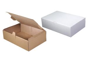 Коробки картонные ; x 290 x 185 мм